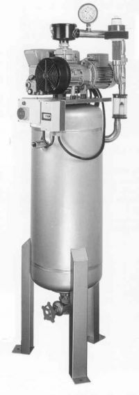 EFA Vacuum Unit for Bung Dropper